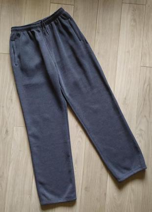 Мужские теплые штаны на флисе boulevard