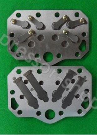 Клапанная доска (плита) Bitzer (Битцер) 4NC/NCS, 4PC/PCS, 4TC/TCS