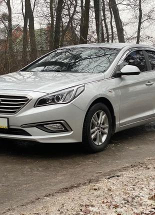 Продам Hyundai Sonata LF LPi 2.0 2014 (газ) в отличном состоянии