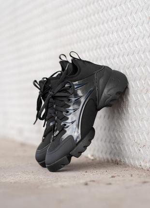 Кроссовки. 🥀женские осенние🥀 чёрные кроссовки.