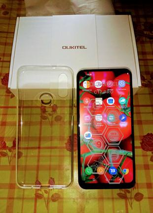 "Смартфон OUKITEL C17 Pro 4 Гб + 64 Гб, 6,35"",3900mla, Гарантия ."