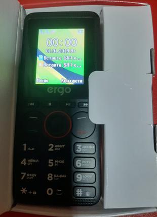 Кнопочный телефон Ergo F188