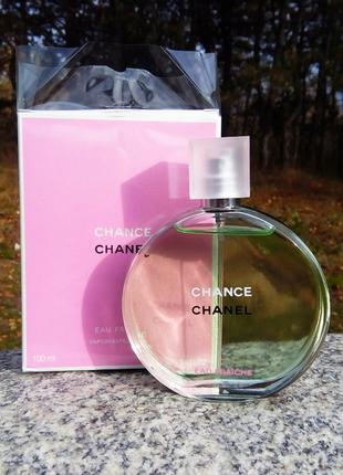 Chanel chance eau fraîche туалетная вода спрей