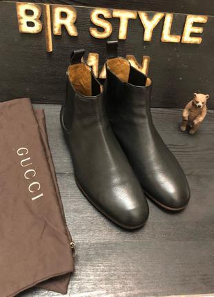 Gucci Ботинки Челси