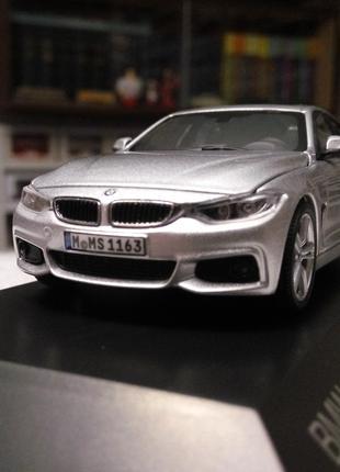 Модель BMW 4 Series Dealer Collection, масштаб 1:43