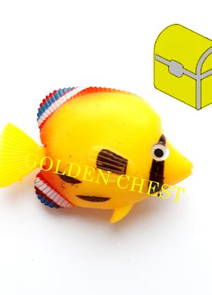 Рыбка пластмассовая №33