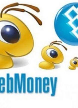 Помогу с переводами WebMoney