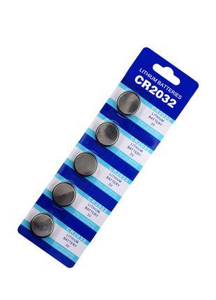 Батарейка таблетка CR2032 Lithium battery 3V