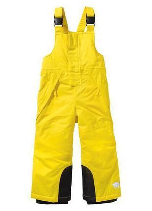 Полукомбинезон термо штаны lupilu, 86-92