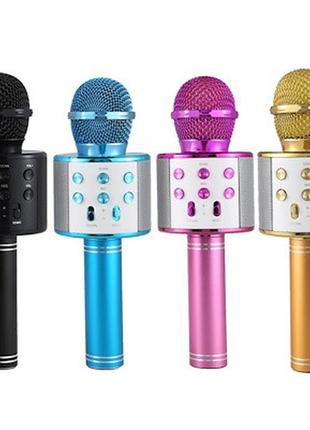 Караоке Микрофон WSTER WS-858