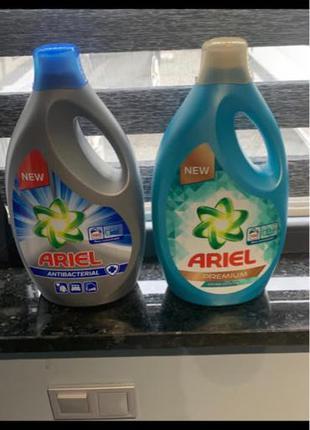 Ariel 6л.Ариель 6 литров. Жидкий порошок. Рідкий порошок