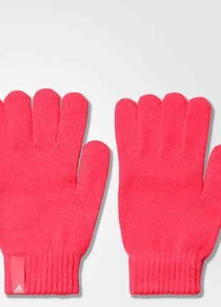 Женские оригинальные перчатки adidas aj2862