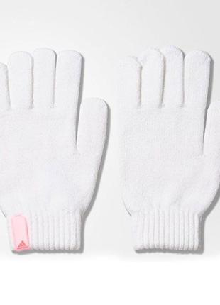 Женские оригинальные перчатки adidas aj2863