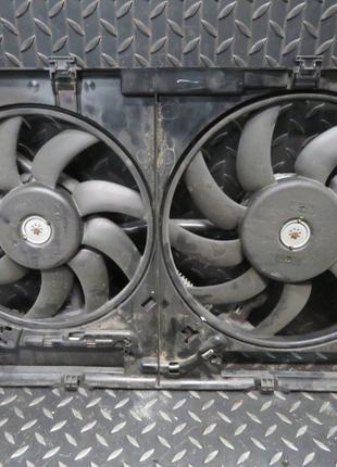 8K0121003AD Диффузор вентилятор радиатора в сборе Audi A4 A6 Q5
