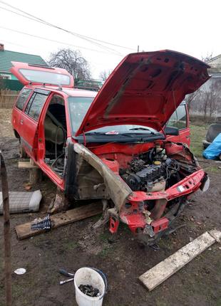 Opel Kadett разборка