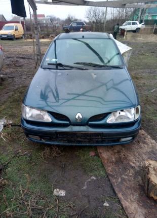 Renault megane разборка