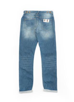 Blue blood женские селвидж джинсы denham