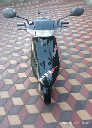 Продам скутер Сузукі сепія аф 50