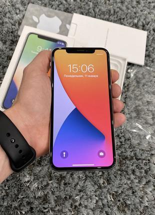 Iphone X 256 Neverlock Идеальное состояние