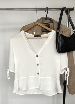 Обалденная нежная женственная блуза select