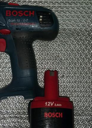 Редуктор и патрон к шуруповерту  Bosch GSR 12 VE-2 Professional