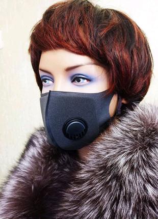 Многоразовая защитная маска Питта, фабричная, Японская