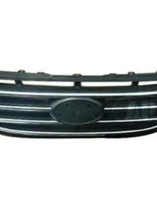 Решетка радиатора гриль kia cerato 06-09 бампер капот фара