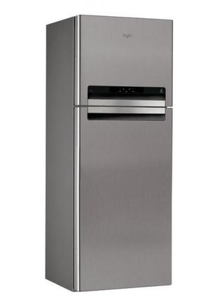 Холодильник с морозильной камерой Whirlpool WTV 4597 NFC IX
