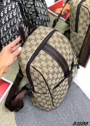 Рюкзак гу   комбинированный