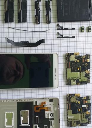 Xiaomi Redmi Note 3 на запчасти