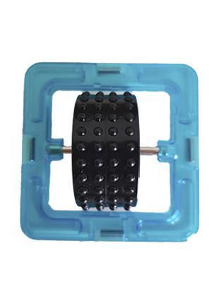 Колесо (ролик) для магнитного конструктора
