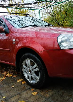 Chevrolet lacetti 1,8см. 2006р. Шевроле Лачетти