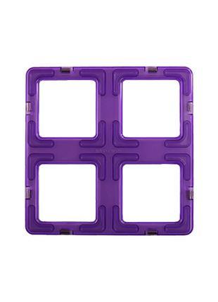 Квадрат из квадратов для магнитного конструктора