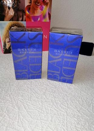 Мужская туалетная вода Black Suede Essential