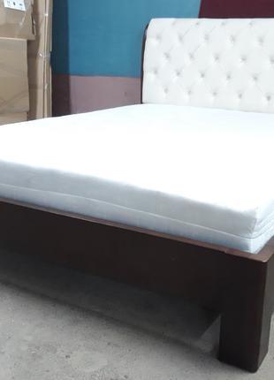 Деревянная кровать Тифани ясень