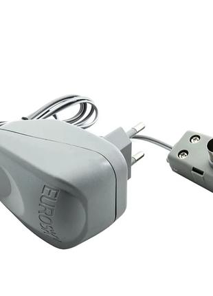 Блок живлення телевізійної антени Eurosky 12V 100mA без рег