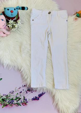Фирменные джинсы next девочке 4 года