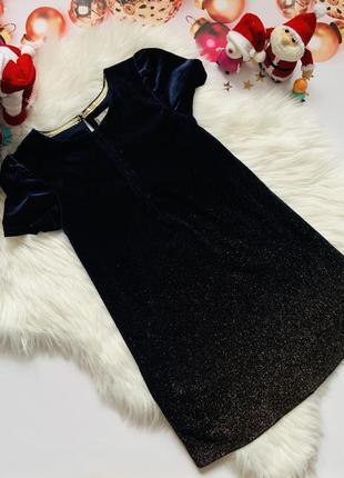 Нарядное платье primark девочке 7 -8 лет