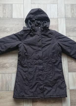 Пальто зимнее утепленное thinsulate
