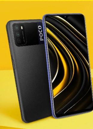Xiaomi Poco M3 4/64GB Black