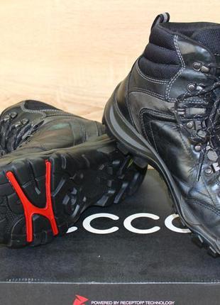 Ботинки ecco xpedition goretex. оригинал. размер 42.