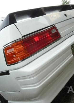Mitsubishi Galant спойлер Vestatec оригинал!