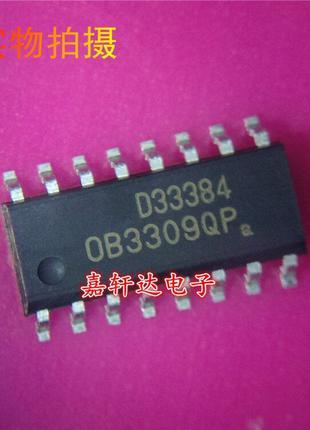 OB3309QP OB3309 лапками углублением SOP-16 ЖК-дисплей