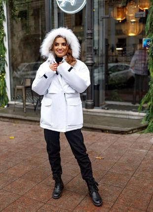 Columbia куртка зимняя парка