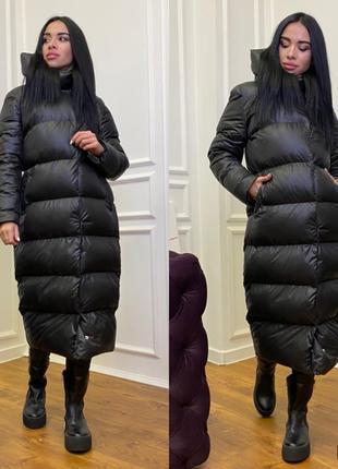 Пуховик женский зимний ,пальто женское