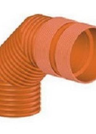 Отвод пластиковый InCor 300х45