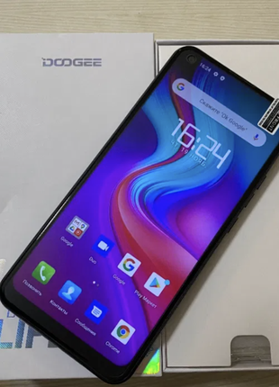 DOOGEE N30 (4/128GB)Black
