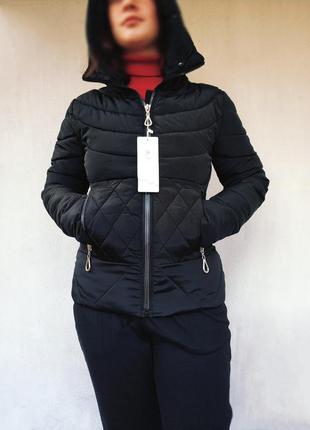 Женская куртка , для девочек подростков,холодная весна-осень, ...