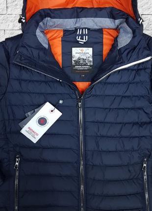 Демисезонная мужская куртка INDACO