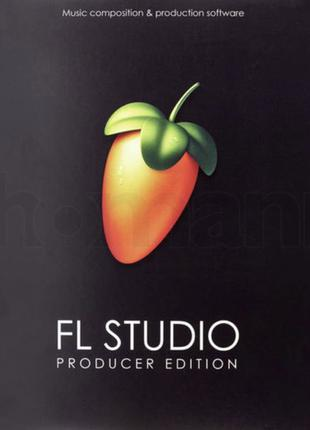 FL Studio Producer Edition (DAW, VST, STUDIO)